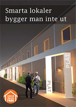 Företagshotell i Hässleholm Bild