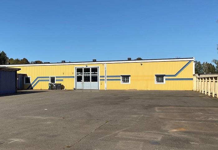 Industrilokal Råkan 2