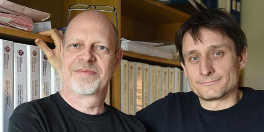 Mikael Persson och Martin Nilsson, Öhrns Ingeniörsbyrå