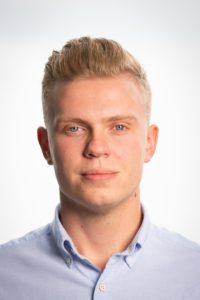 Kristoffer Larsson Projektledare/Förvaltare