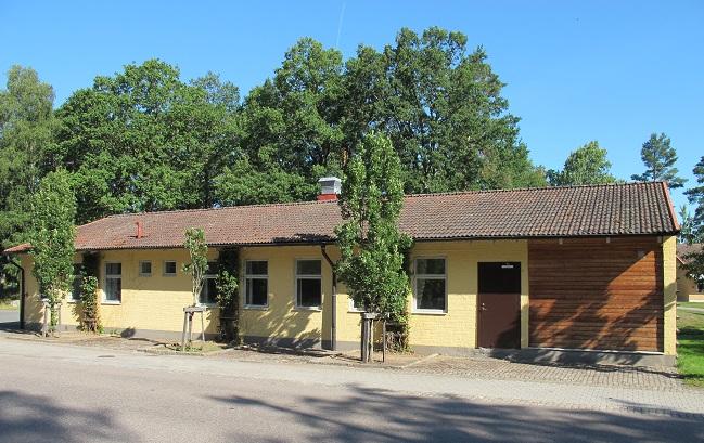 Kontorsbyggnad By 16, fd. Vakten